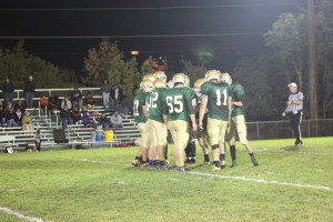 Mustangs fall to Florence, rally for Homecoming