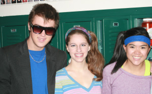 Students dress up for Homecoming