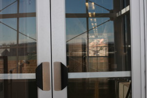 Let me in!- Manitou's locked door policy