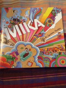 Happy Hour (or Two): Pop Artist Mika shares the love in Denver
