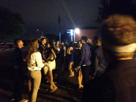 Homecoming Dance: fire alarms fail to hinder the student experience