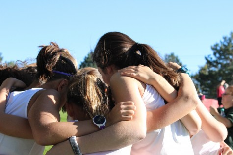 Cross Country Girls Qualify For State