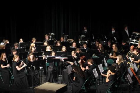 In case you missed it: The Manitou Jazz and Symphonic Bands' Spring Concert
