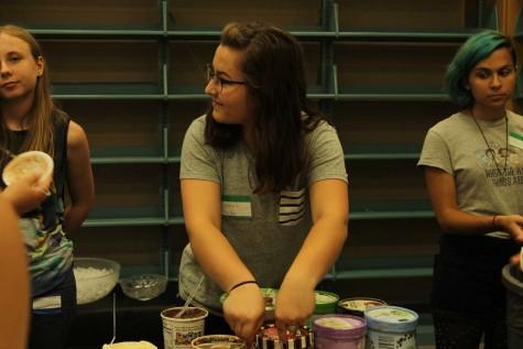 Colorado GSTAs Talk Long-Term Goals Over Ice Cream