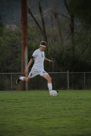 Salida Shows Boys' Soccer the Exit