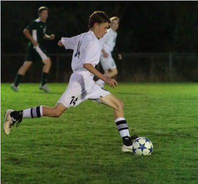 Boys' Soccer Plays Back to Back