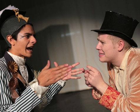 Review: Servant of Two Masters Finishes Production