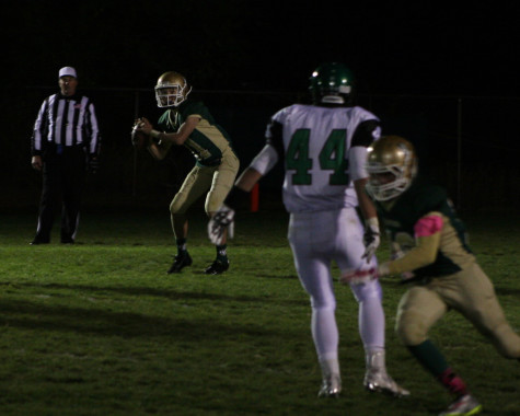 Annual Helmet Game: Varsity Football to Advance to Playoffs