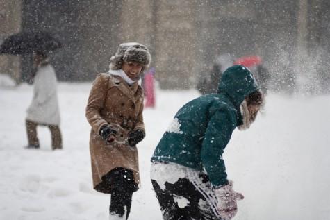 Yearbook Calling: Winter Fun Photos!