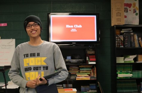 "Foreign Exchange Student Cultivates ""Han Club"""