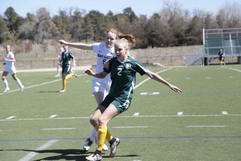 Girls' Soccer Wins League