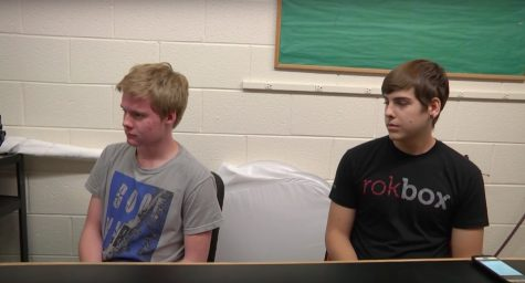 Manitou Students Represent Presidential Candidates in Debate