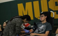 Sign Up For the January NHS Blood Drive