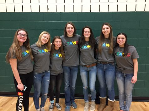 Standout TAWC Students Making a Difference