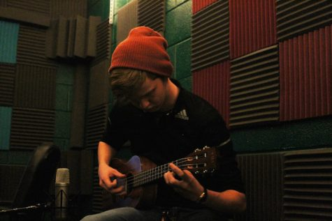 Bryce Van Derveer Shares his Passion for the Ukulele