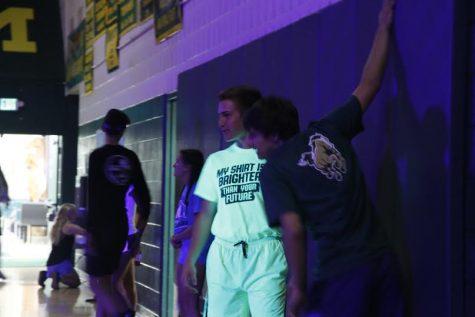 Manitou Participates in Dodgeball Tournament