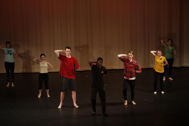 Last Dance Recital Features Exchange Students
