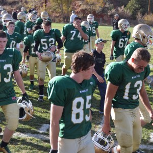 Football loses in double OT, players reflect
