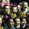 Cheerleaders defend State championship