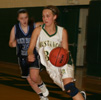 Manitou basketball girls defeat St. Mary's Academy