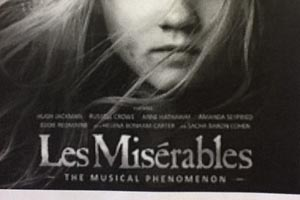 'Les Miserables' falls down despite strong performances