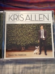 Kris Allen's second studio album,