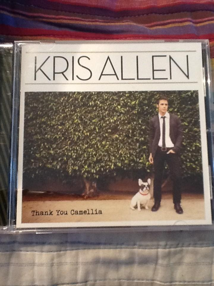 Kris+Allen%27s+second+studio+album%2C+%22Thank+you+Camellia%0APhoto+by+Hannah+Tooley