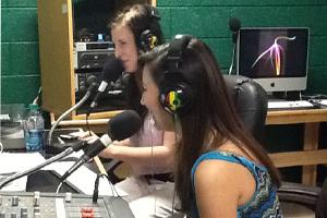 Mustang Radio takes world stage