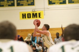 SLIDESHOW: Boys Basketball Crushes Fountain Valley