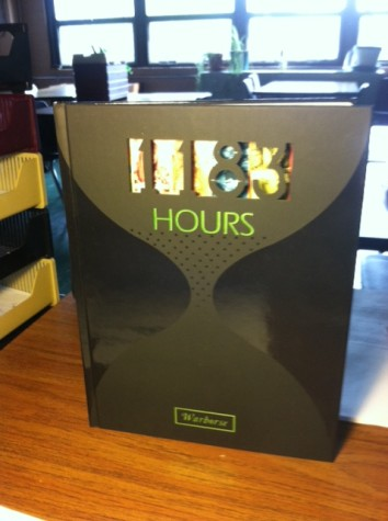 Yearbooks distributed on Green and Gold day