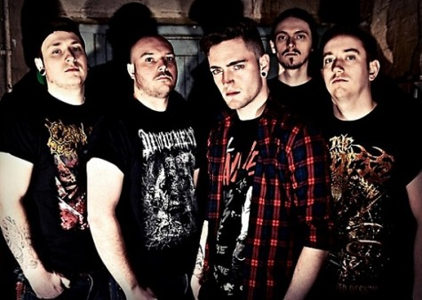 Ingested members, Jay Evans, Brad Fuller, Lyn Jeffs, Sam yates, Sean Hines