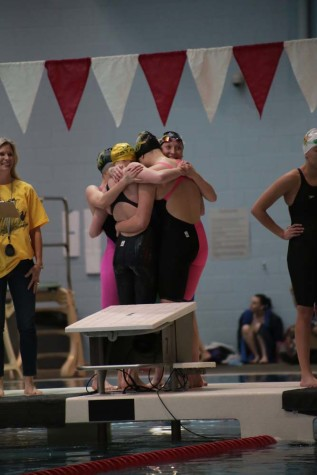 Medley Relay Team Sets New State Record