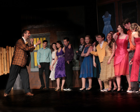"Auditions for Spring Musical, ""The Music Man,"" Approaching"
