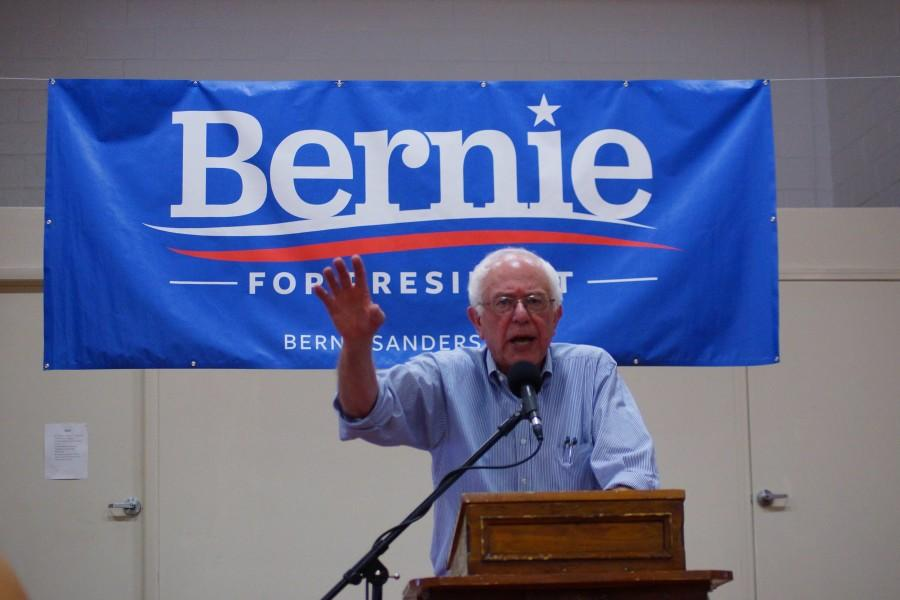 Editorial%3A+Bernie+Sanders%3A+Revolution+is+Coming