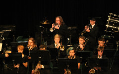 Symphonic and Jazz Bands put on Fall Concert