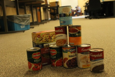 Helmet Week Food Drive Reveals Harsh Reality of Hunger in Community