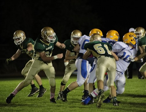 Mustangs Triumph Over Huskies in Homecoming Thriller