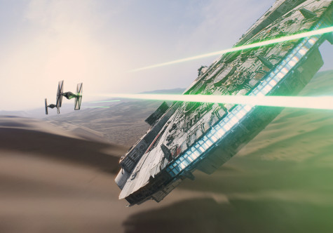 The Force Awakens and so do Our Hopes for New Star Wars Movie