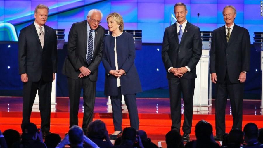 Editorial%3A+First+Democratic+Debate+Outshines+Republican+Debate