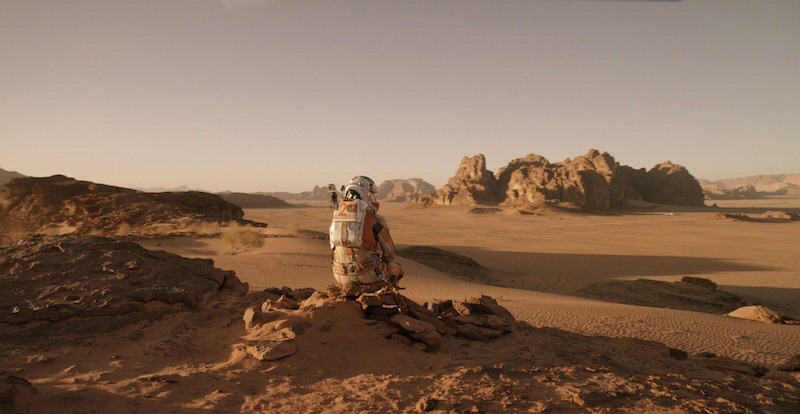 Movie+Review%3A+The+Martian