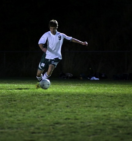 In retro uniforms, boys' soccer shuts out Savages