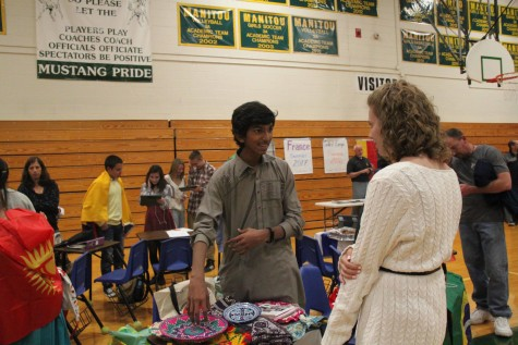 Language Night Pulls Large Crowd