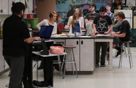 Biology Teacher Sees Students Grow