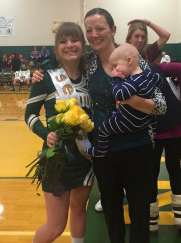 Murdock, 8-Season Cheerleader, Retires from Manitou Cheer