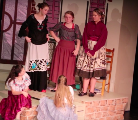 Middle School Theater - Live Spring Performance