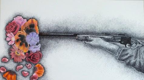 """""""Make Art, Not War"""": Wunderkind Art Show"""