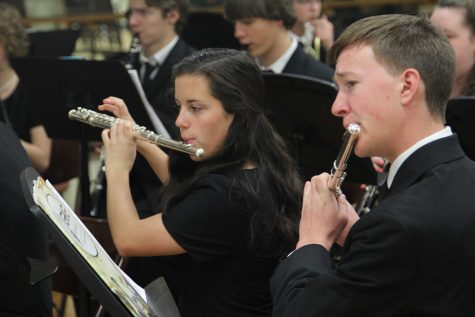 "Manitou Band Earns ""Excellent"" Rating at CHSAA Festival"