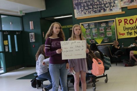"GSTA Participates in Annual ""Day of Silence"""