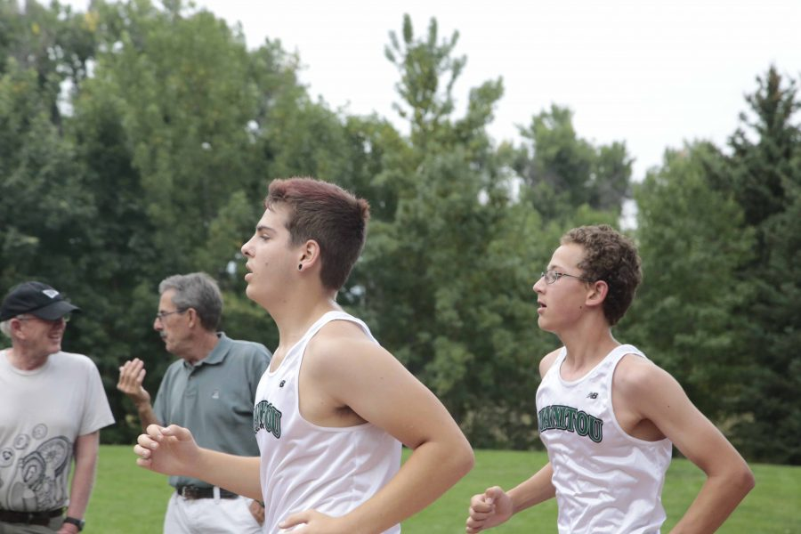 Cross Country Excels at Coronado Cougar Classic Meet
