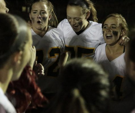 Annual Powderpuff Game Carries Tradition